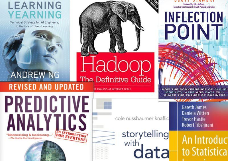6 Books Every #DataScientist Should Keep Nearby