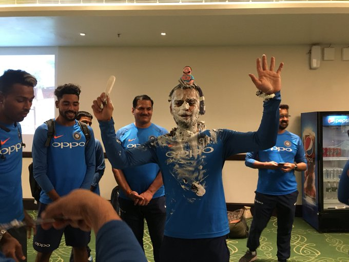 Happy Birthday Virat Kohli! Via