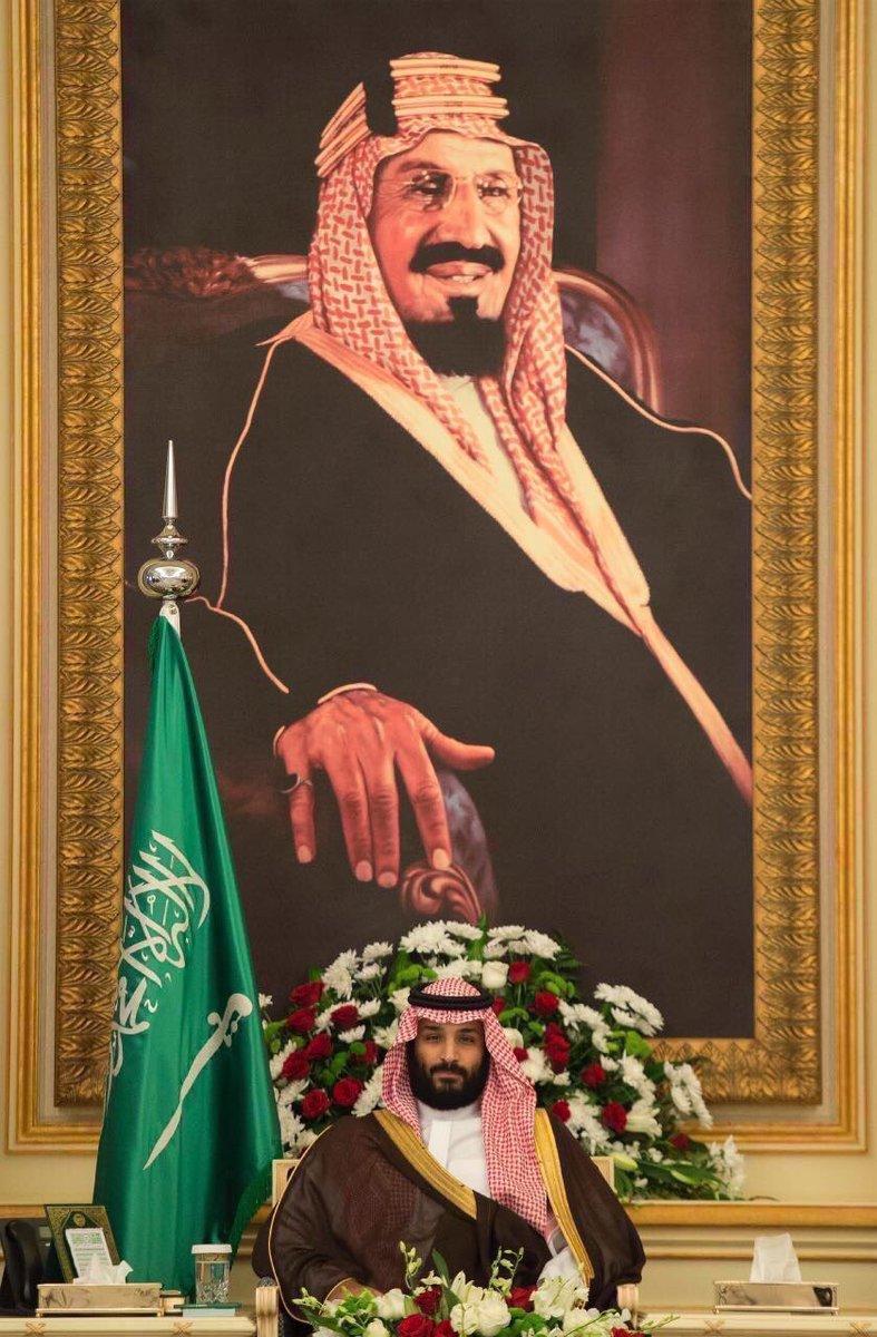 #الملك_يحارب_الفساد   الله يعزكم ولا يعز عليكم .. https://t.co/NG1C1kKQmH