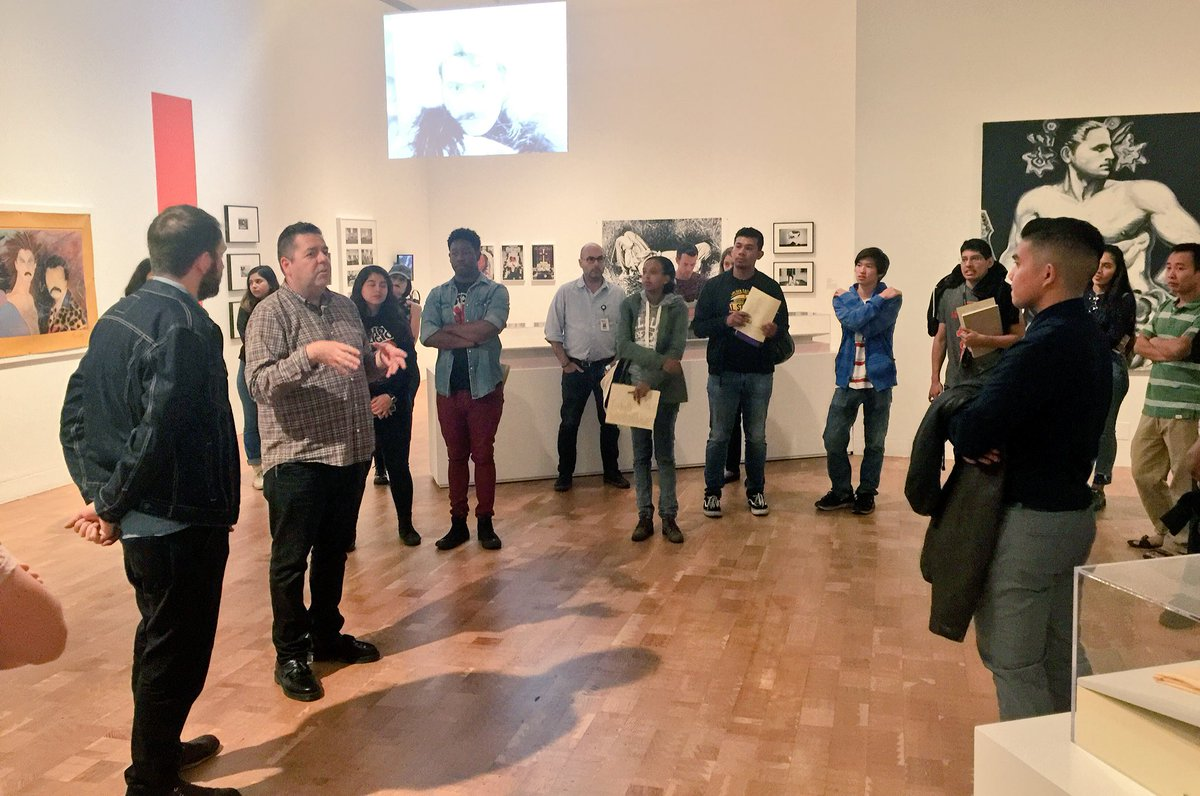 Ccc At Cal State La On Twitter Field Trip With Calstatela Students Staff Faculty To Axismundo Exhibit At The Mocalosangeles At Pdcdesigncenter In Weho Https T Co Rglrttwhe4