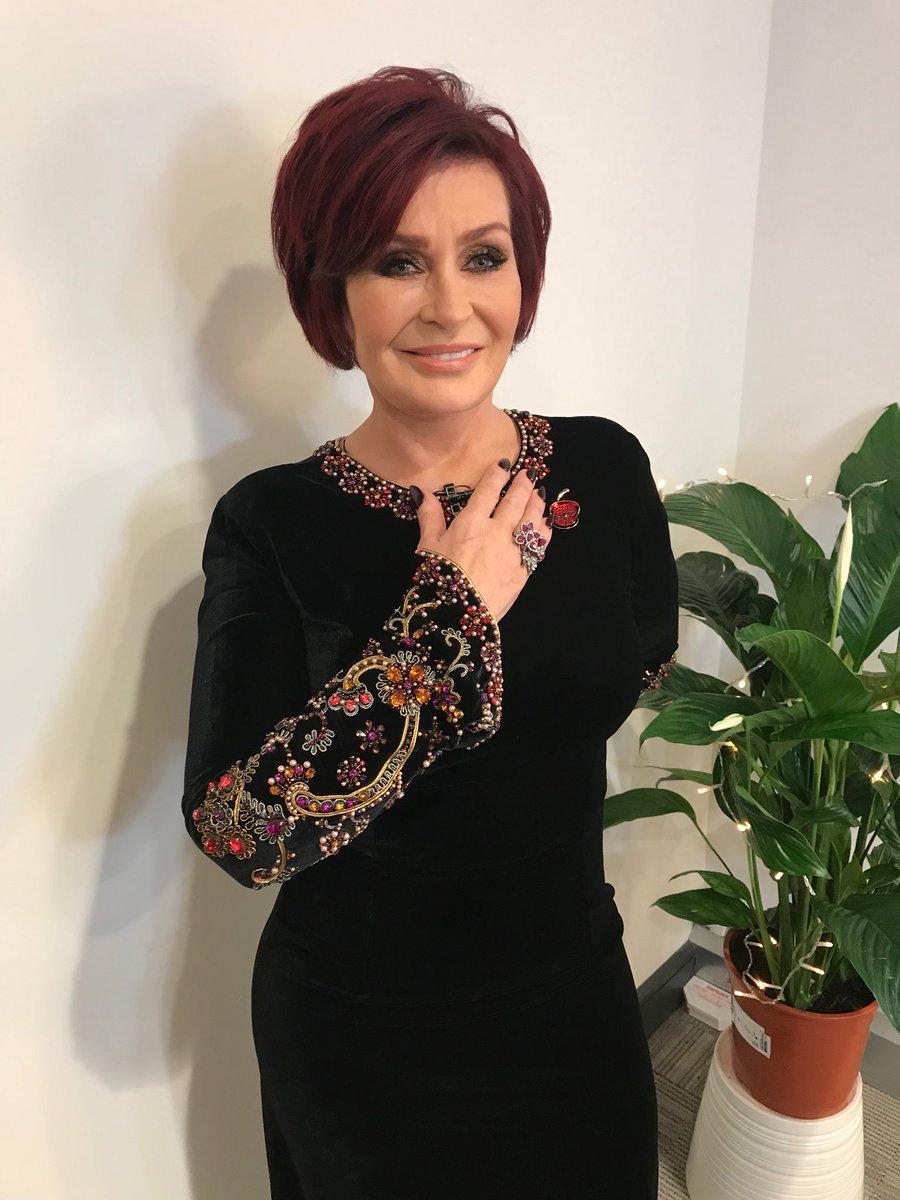 Sharon Osbourne On Twitter Thexfactor Week 2 Earrings And Ring By Harrods Lorraineschwartz Styling Carolinemactaggartstylist Glam