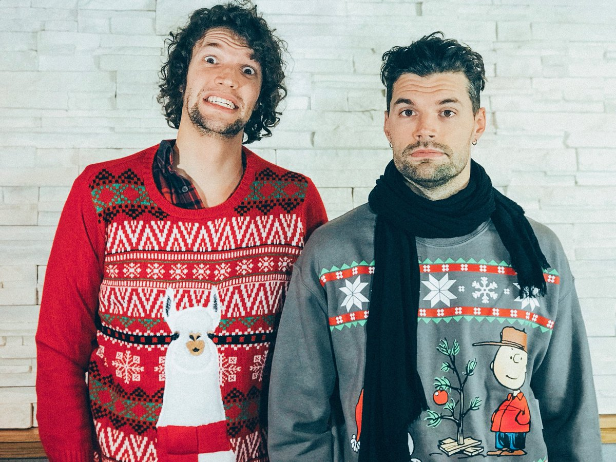For King And Country Christmas.Join Us On Burn The Ships Tour On Twitter We Ve Got Our