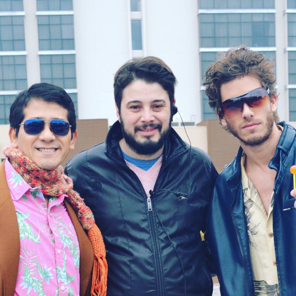 Recuerdos de @RancheraLaserie capítulo Maipu con @OsquiGuzman y @vicdalessandro
