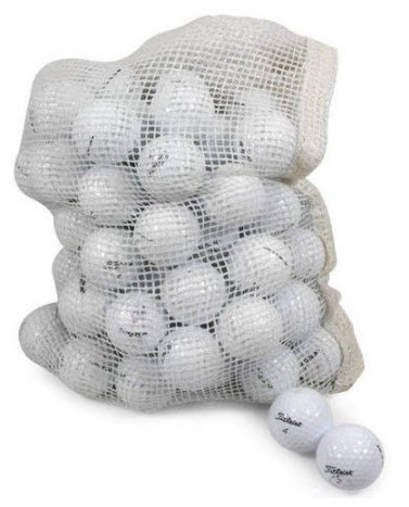 Golf Deal: Walmart has the Nitro Recycled Golf Balls, Bag of 60, Titleist on sale for $23.80 (20% off) https://t.co/W2uOZtYITc https://t.co/m0uzZtcz6y