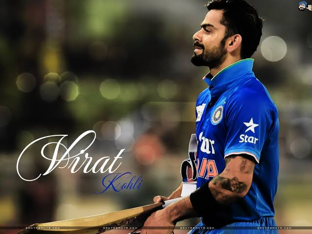 Wishing you a very Happy Birthday to the Indian captain Virat Kohli