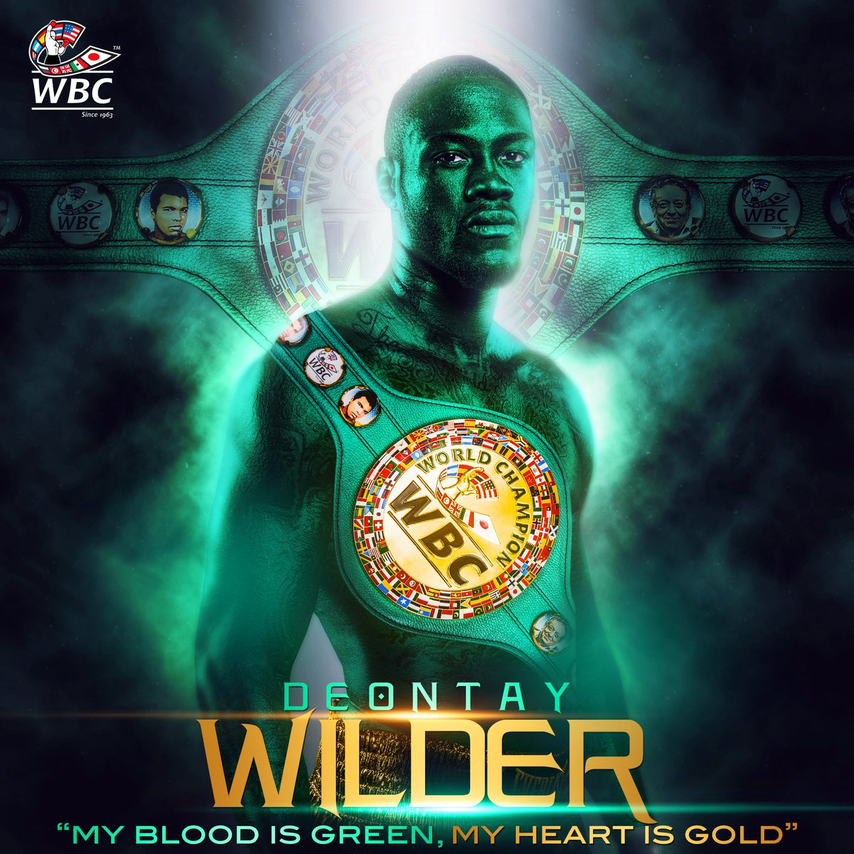 """World Boxing Council On Twitter: """"#AndStill WBC World"""