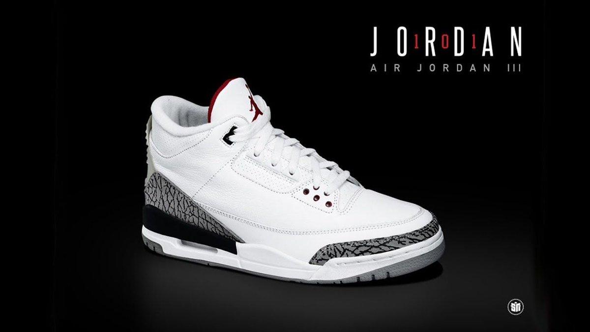 72a9a76a2 The Air Jordan shoe that REALLY saved Nike https   t.co nnDxhqdGuL  https   t.co b5x6WXwqiR