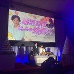 すごいことなってますん🤵👰#ホンネテレビ #もしもの結婚式 pic.twitter.com/XKK1…