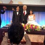 もしもの結婚式始まりました♡#ホンネテレビ@AbemaTV #もしもの結婚式@ksngtysoffi…