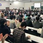 【今日は学園祭日和です】早稲田大学でのイベントもスタートしました!ご参加の皆さま、よろしくお願いしま…
