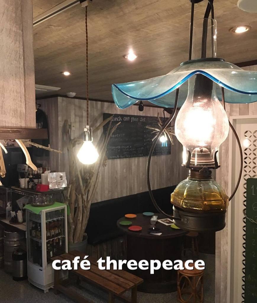 カフェ スリーピース