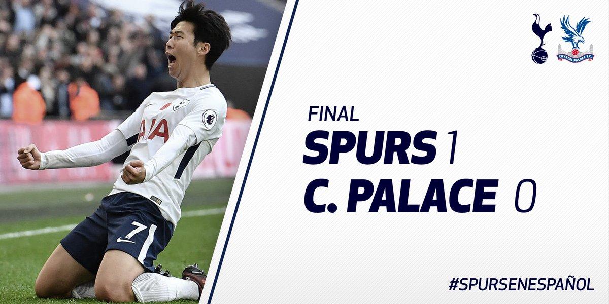 El Tottenham de Pochettino sigue ganando