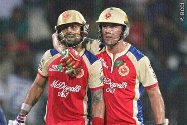 Happy birthday to Royal challengers Bangalore caption  @ virat kohli