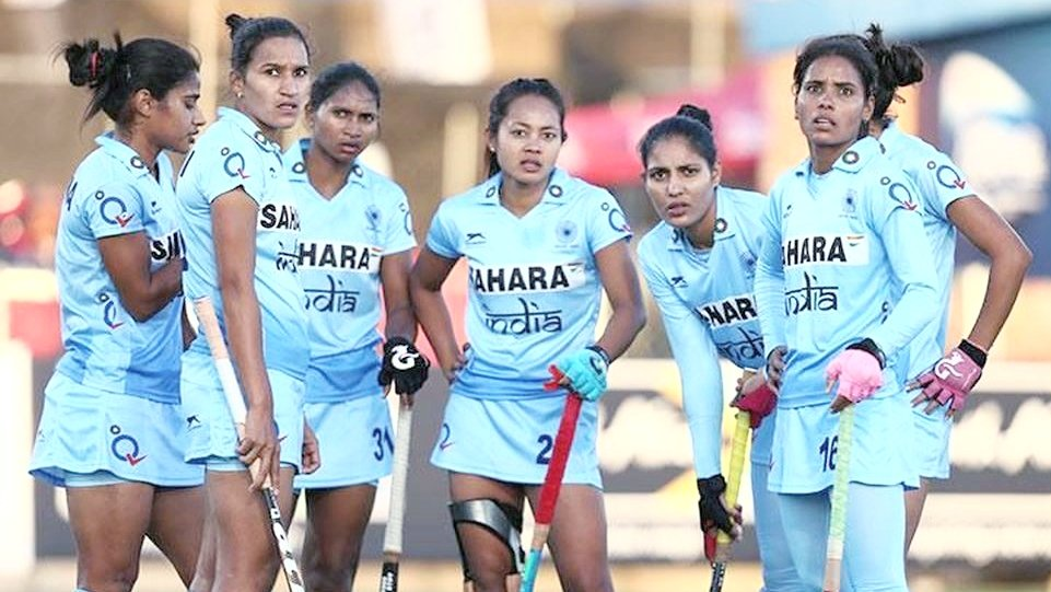 BREAKING   India beat China 5-4 in to win #AsiaCup2017 Hockey women's title 🏑🏆 #INDvCHN