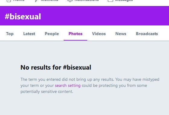 Видео бисексуалы создать сообщение