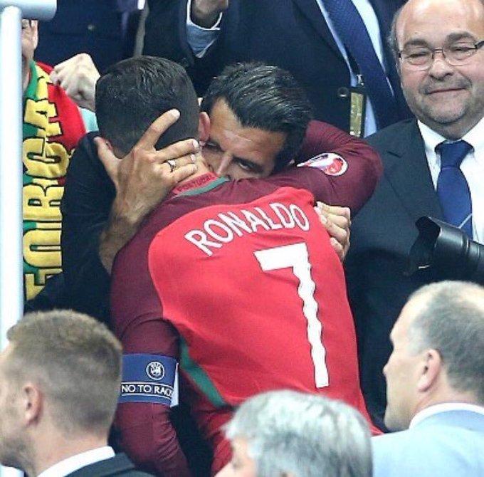MULTIDIFUSIÓN Cristiano Ronaldo +info  Happy Birthday, Luis Figo!
