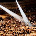 バズリズムライブ2017 ブルエン初、横浜アリーナライブ。気持ちよすぎて客席に降臨しちゃったこんなに…