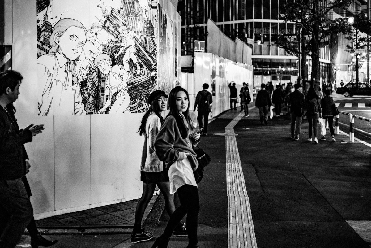 Tokyo Daha Cool Nasıl Gösterilir? Akira Murals