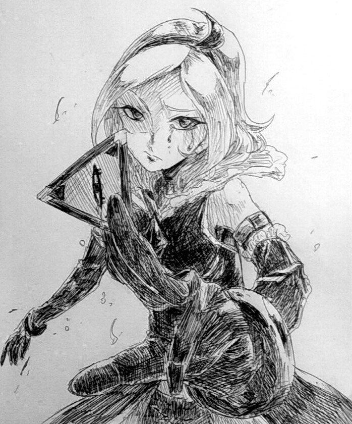 キュアオーガ/ЯaSE2 (@EurobeatDaisuki)さんのイラスト