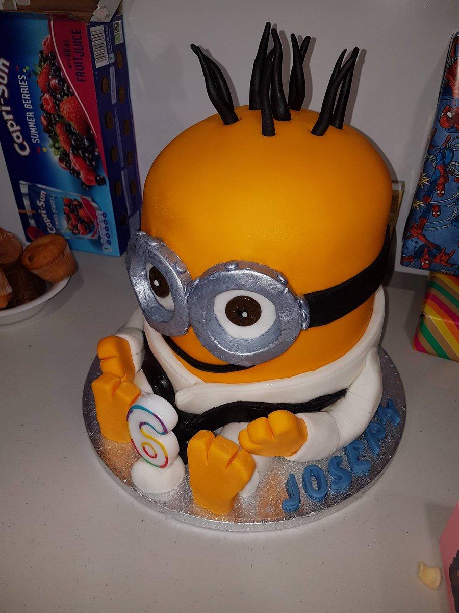 Kazen Kai On Twitter Josephs Birthday Cake Celebrating His 6