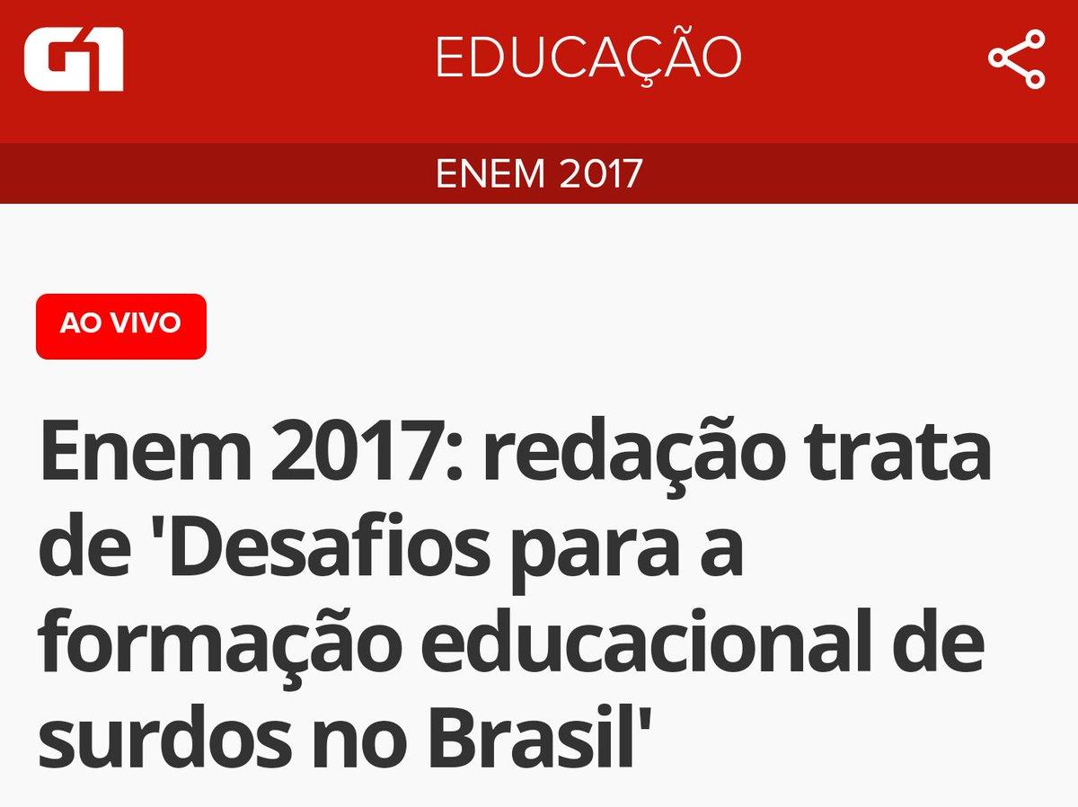 Que tema maravilhooooooso!  #ShowDosAtrasados2017 #Enem2017 https://t.co/L6jboruoma