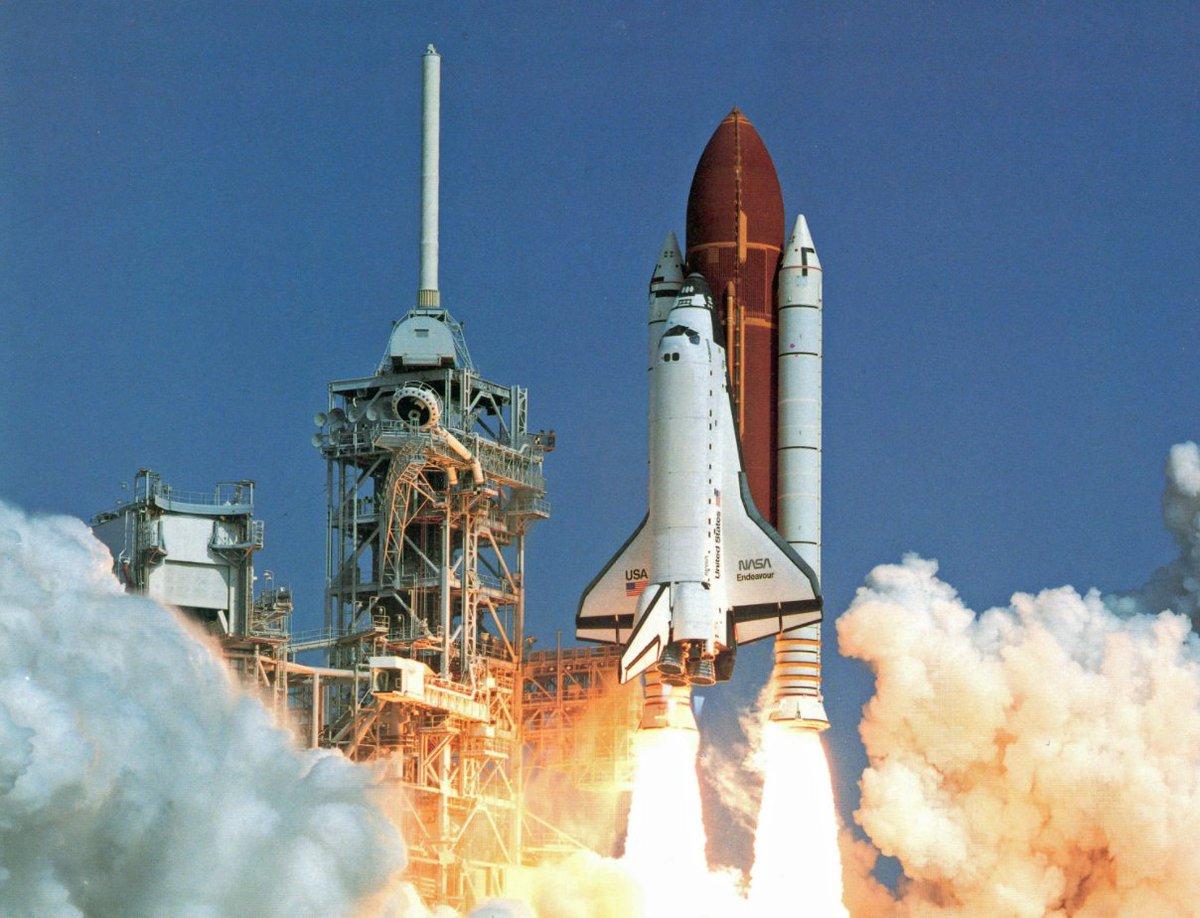 space shuttle endeavour 1992 - photo #20