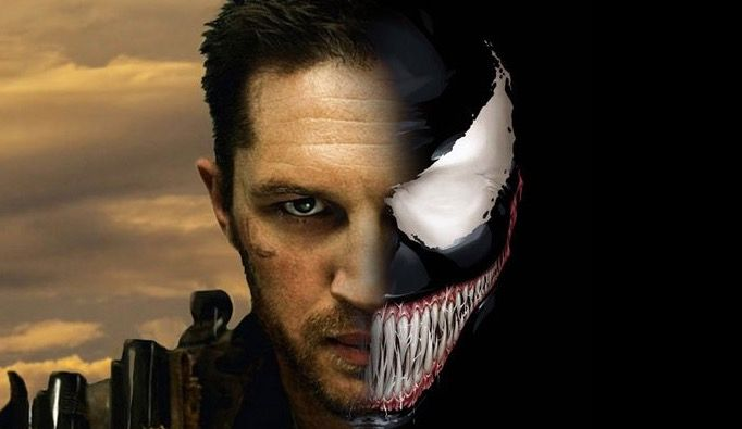 Everything you need to know about Tom Hardy's #Venom movie:  https://t.co/TMXx1zdC2f