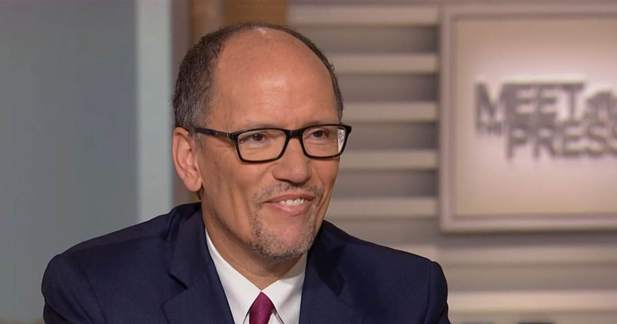 DNC Chair Tom Perez calls Donna Brazile claim 'ludicrous' https://t.co/3iUaTlDpcf https://t.co/AYm2Bx746T