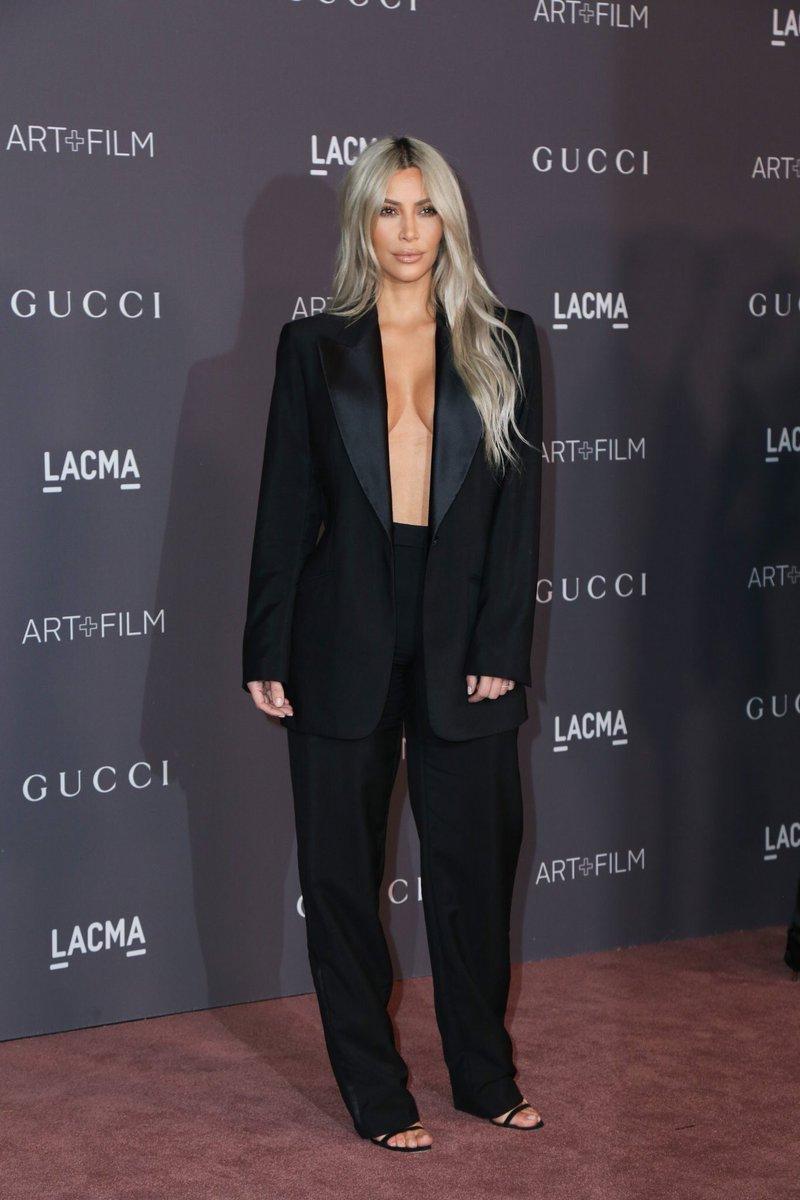 Instagram Twitter Kim Kardashian West naked photo 2017