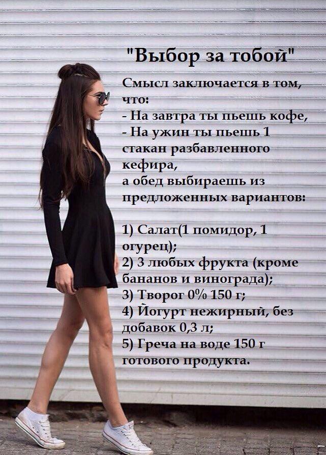 Диеты С Голодными Днями.