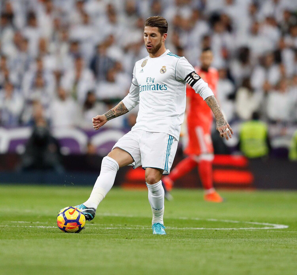 "Sergio Ramos on Twitter ""Solo vala ganar Esto sigue ly a"