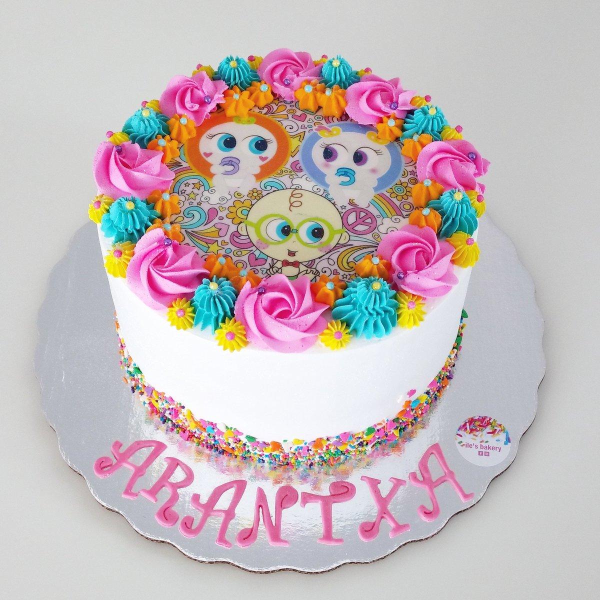 Ile S Bakery On Twitter Feliz Cumpleanos Aranchi Gracias