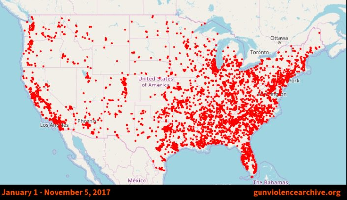 nick harris on twitter gun deaths usa in 2017 not including 22000 suicides 13127 mass shootings 307 httpstcolnuzbsa1jy