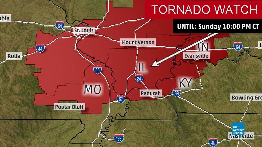 Weather Channel Evansville In Radar - US Weather News