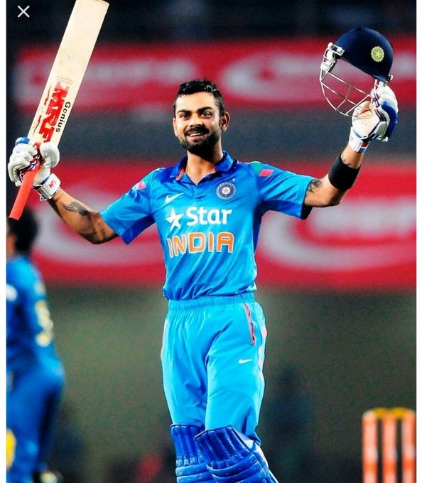 Happy birthday dear virat kohli