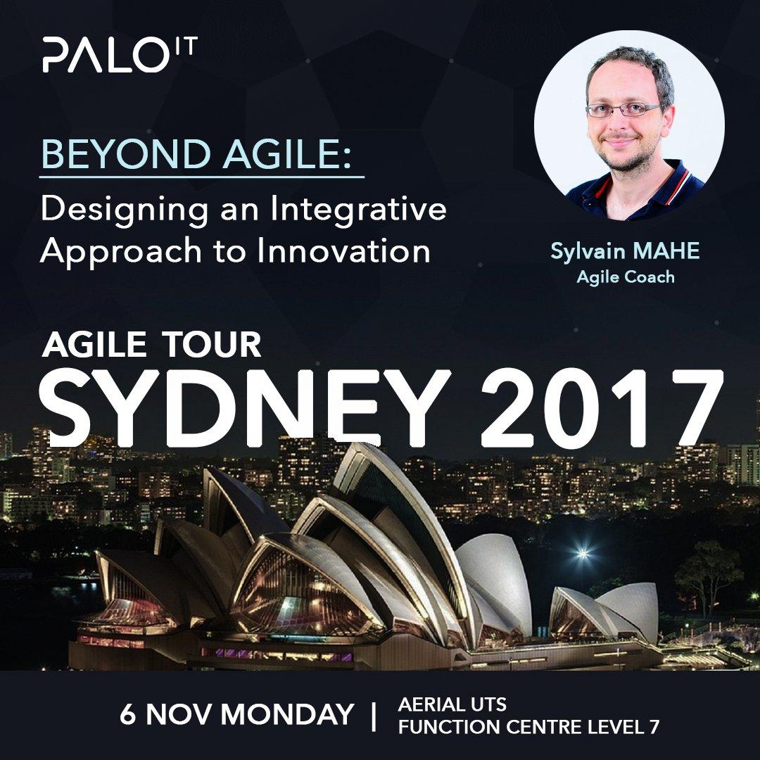 "Agile Coach Sydney palo it australia on twitter: ""learn how to build an"