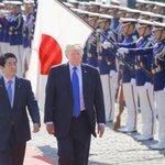 北朝鮮に最大限の圧力かける方針を確認へ 安倍首相とトランプ米大統領が午後に会談 sankei.com…