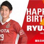 本日は #フェリペガルシア 選手27歳、 #和泉竜司 選手 24歳の誕生日㊗️いつも礼儀正しく爽やか…