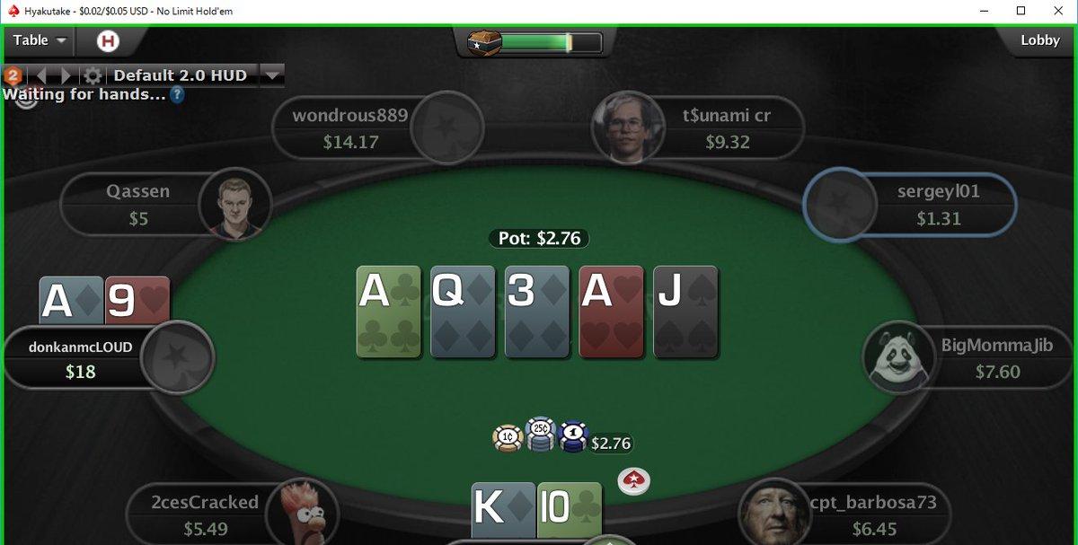 ブラフ ポーカー