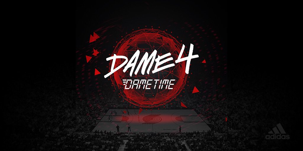 Made it to Portland It's #DameTime! @dame_lillard https://t.co/bniGut2MkC