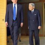 天皇、皇后両陛下、トランプ大統領とご会見 笑顔で握手も sankei.com/life/news/1…