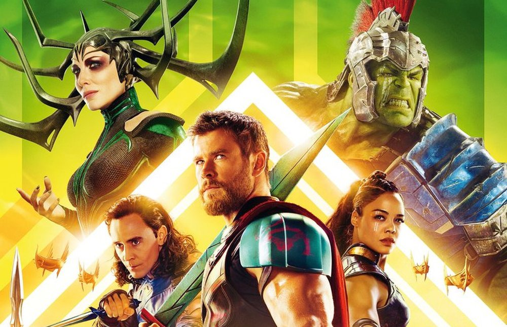 Thor: Ragnarok Dominates Global Box Office