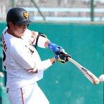 【練習試合速報】対 ハンファイーグルス戦5回の攻撃、#小林誠司 選手の本日2本目となる二塁打でチャン…
