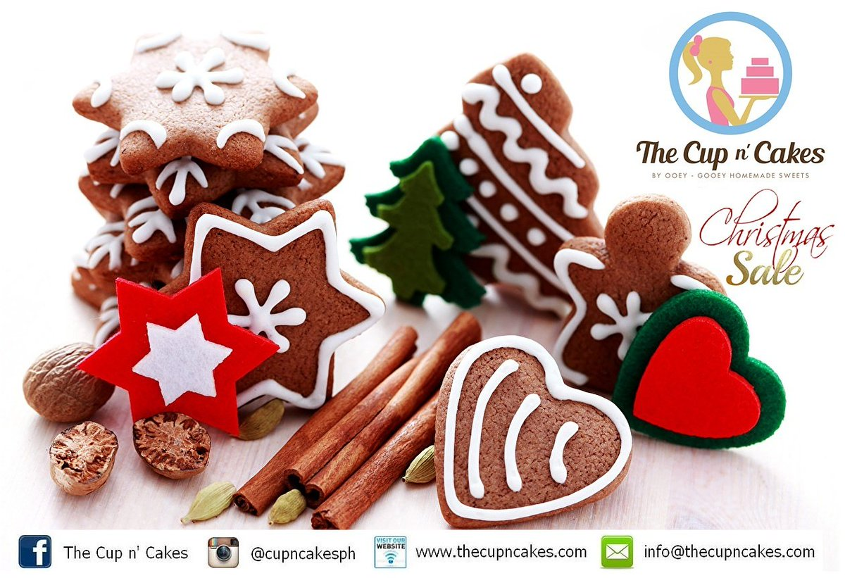 &#39;Tis the season to bake all the sweets! Delight your family &amp; friends w/ our mouth-watering Christmas goodies    #cupncakesph #giftsideas <br>http://pic.twitter.com/oKYjMmYEvT