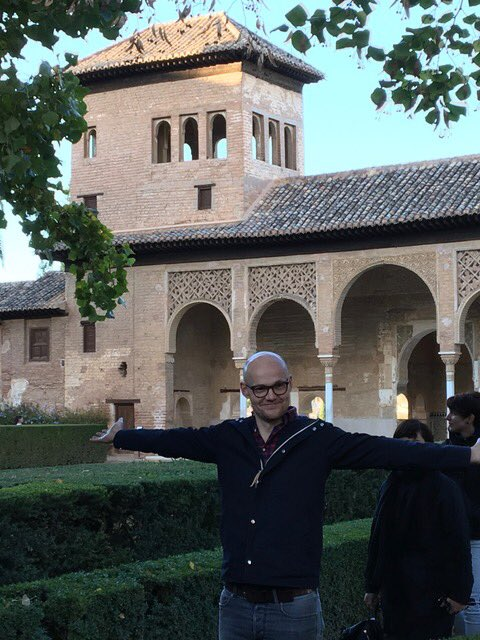 Visiting #Alhambra on the way to the #noncodingRNA workshop