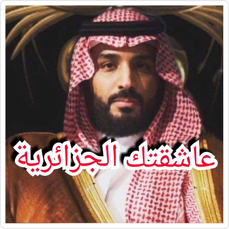 عاشقة محمد بن سلمان الجزائرية Wardaeljazayria Twitter