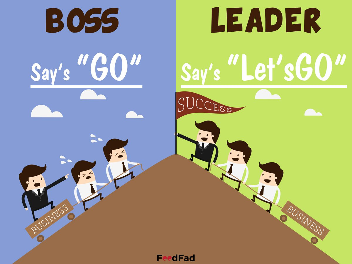 Image result for boss leader edchat