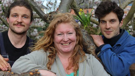 Bbc casting bbc casting twitter for Gardening programmes on tv