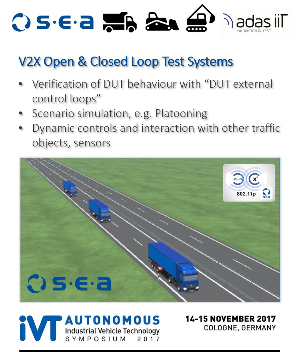 Save the date to visit our exhibition at #iVT &amp; listen to our presentation Day 2 at 15:30  https:// lnkd.in/eunsvaY  &nbsp;    http://www. adas-iit.com / &nbsp;  <br>http://pic.twitter.com/fx9B6clseN
