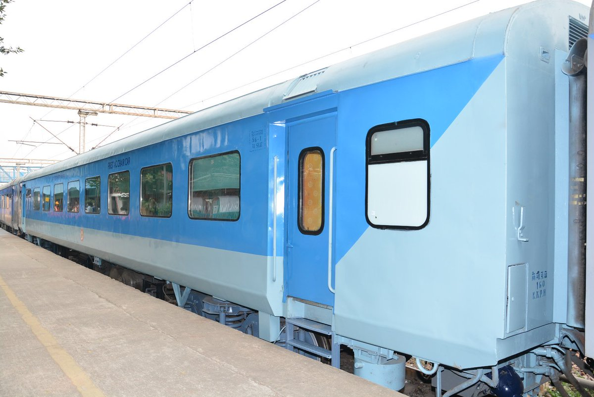 Northern Railway on Twitter: \